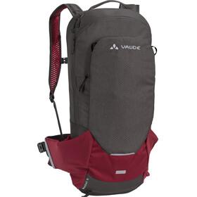 VAUDE Bracket 10 Plecak szary/czerwony